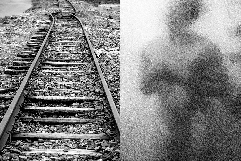 I CAN'T ESCAPE MYSELF, Marije ter Weele, art photobook
